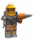 Set LEGO 71007-spaceminer